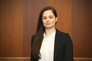 Alexandra Rafajko (headshot)