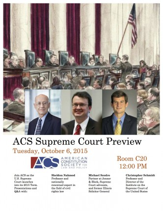 ACS Supreme Court Preview 2015 Flyer
