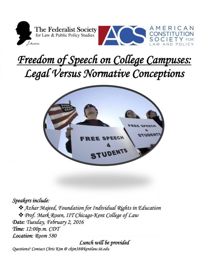 Free Speech Event Flier (4) (1)