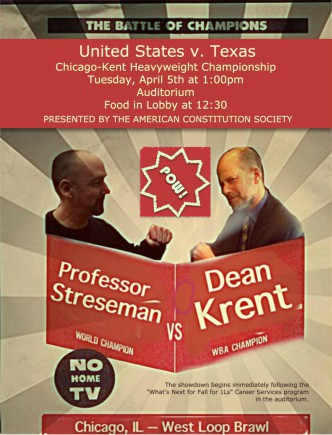Kent v. Krent III (2016) Flyer Small