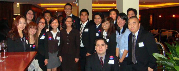 APALSA with Attorney General Lisa Madigan
