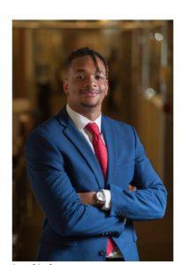 Jamal Jackson, 2018-2019 BLSA Alumni Relations