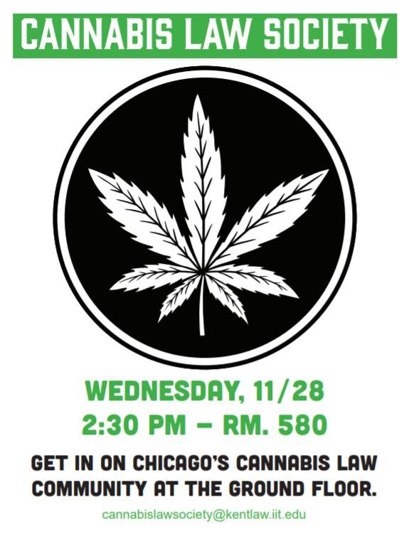 Chicago-Kent College of Law: Cannabis Law Society