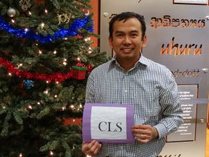Christian Legal Society at the 2015 Holiday Fest
