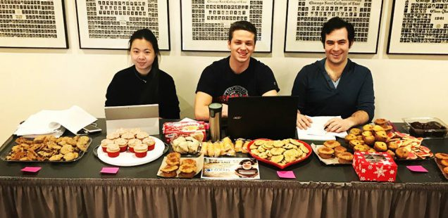 2018 Bake Sale for Incoming Refugees