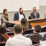 Religion in the Law Panel