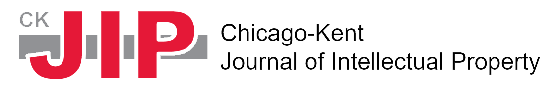 Chicago-Kent | Journal of Intellectual Property