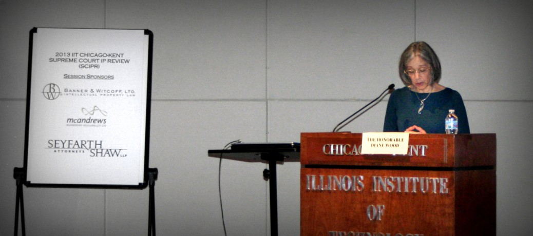 New: A Symposium of Responses to Chief Judge Diane Wood's Speech