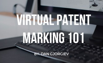 Virtual Patent Marking
