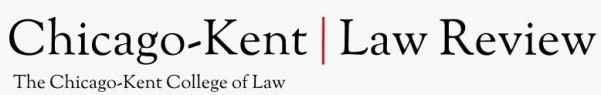 Chicago-Kent Law Review