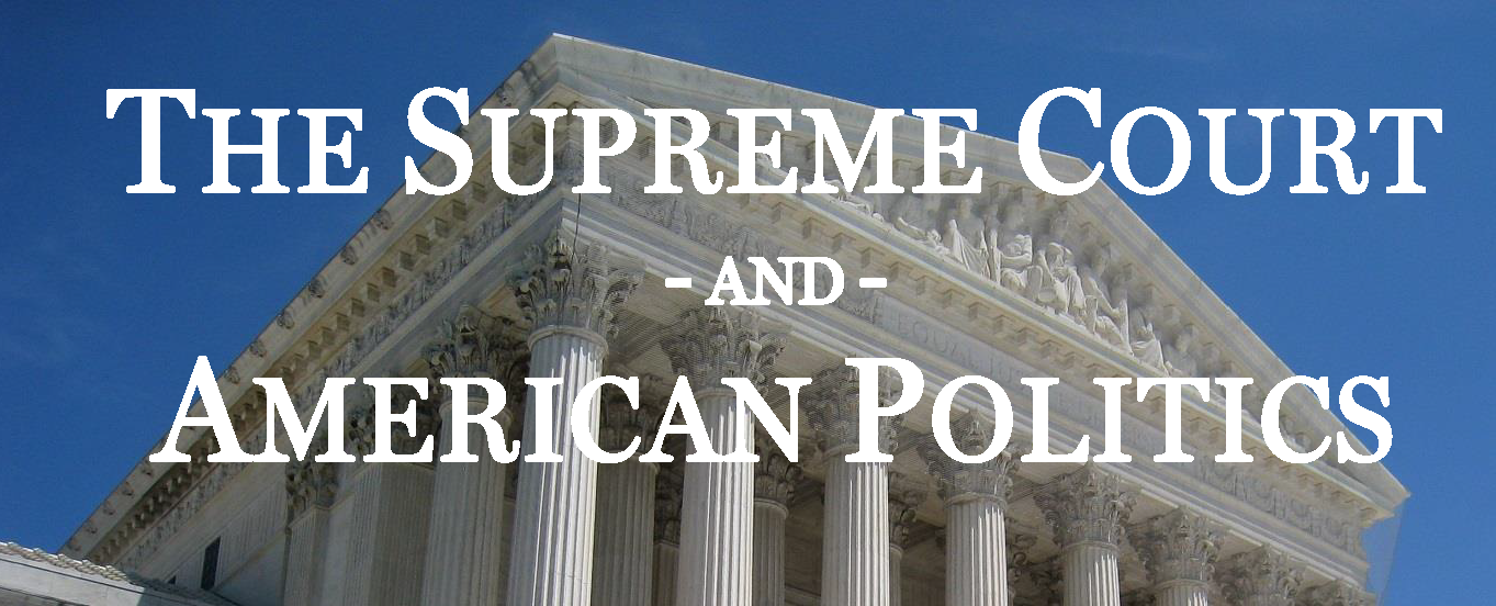 the supreme court in american politics essay Antonin scalia is an american associate justice in the united states supreme court he was appointed by president ronald regan in september 26, 1986 and preceded by william rehnquist he also sits as the longest serving justice on the court justice scalia is well known for his dissents, where he uses a colorful style of writing when opposing.