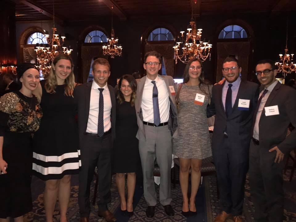 Decalogue Leaders at Union League 2017