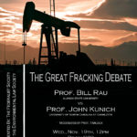 Fracking Debate Flyer