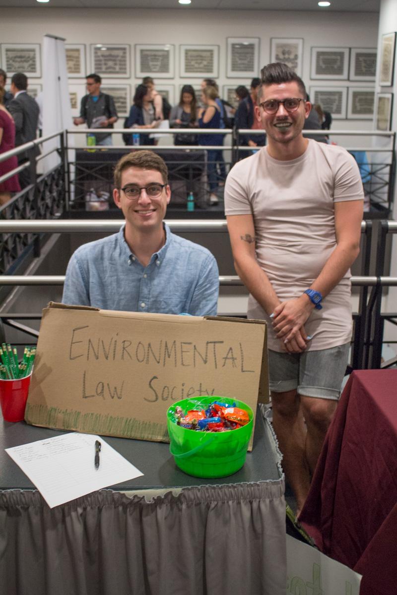 ELS at the 2017 Student Organization Fair