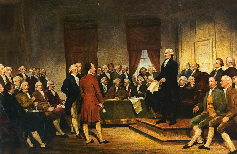 a discussion on the various national governments of the united states from 1775 to 1789
