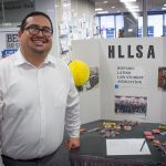 HLLSA at 2017 Chicago-Kent Student Organization Fair