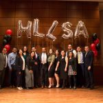 HLLSA Student Leaders & Members with Judge Franklin Ulyses Valderrama