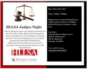 2018 Judge's Night Flyer