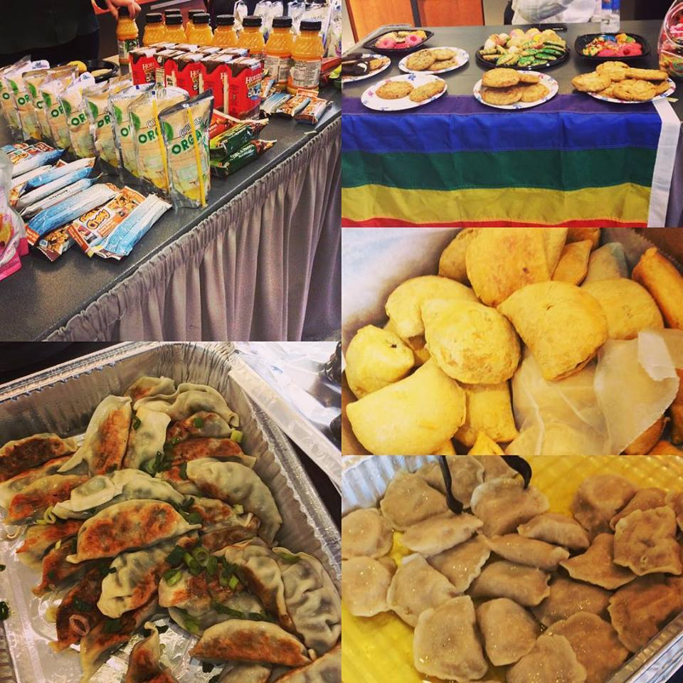 Diversity Week Food Fair 2016