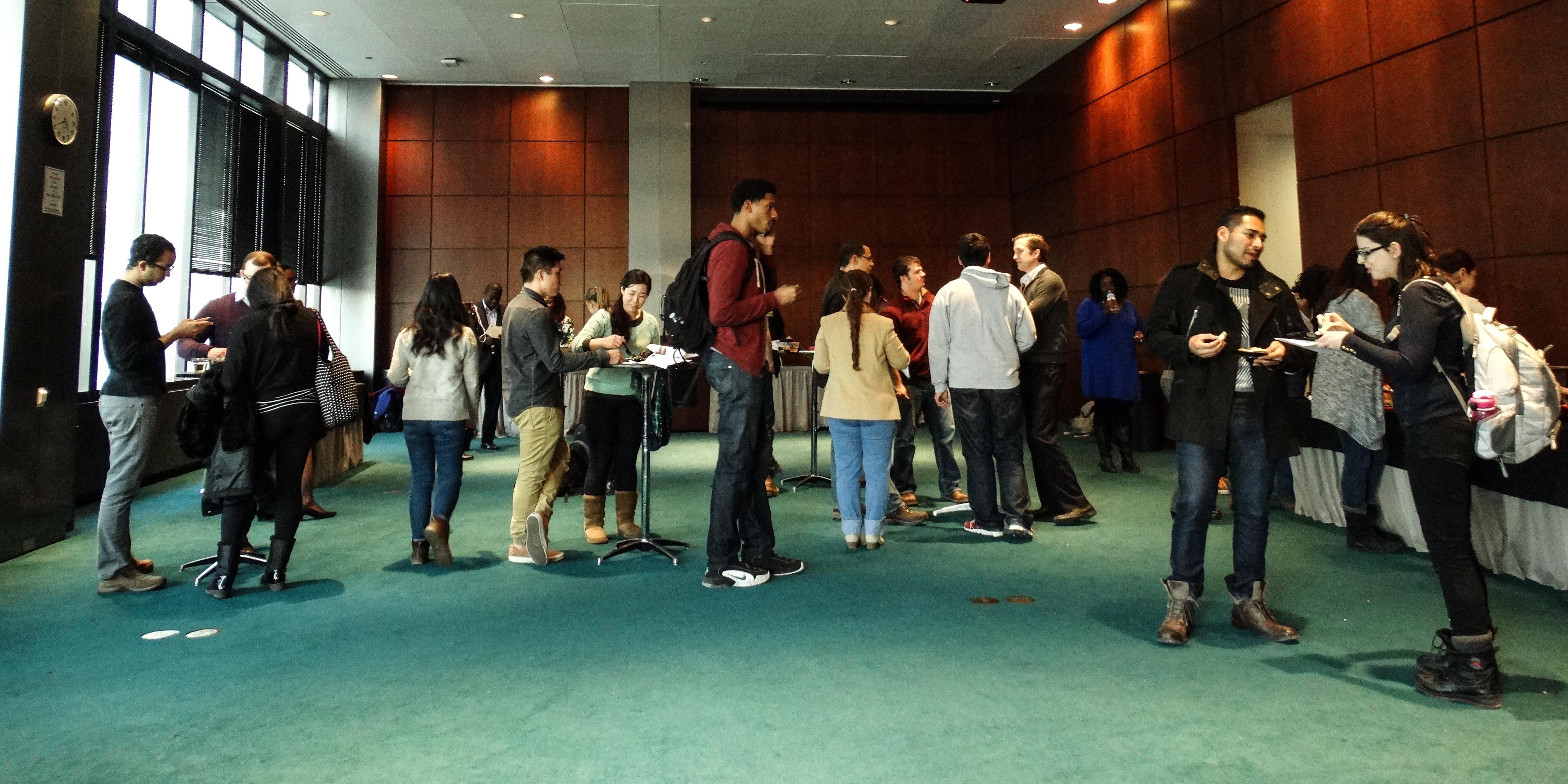 Diversity Week - Networking Etiquette Event