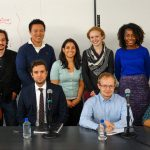 Panelists and Student Leaders