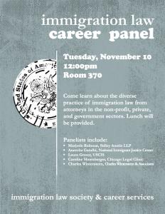 ILS Career Panel 11.10.15