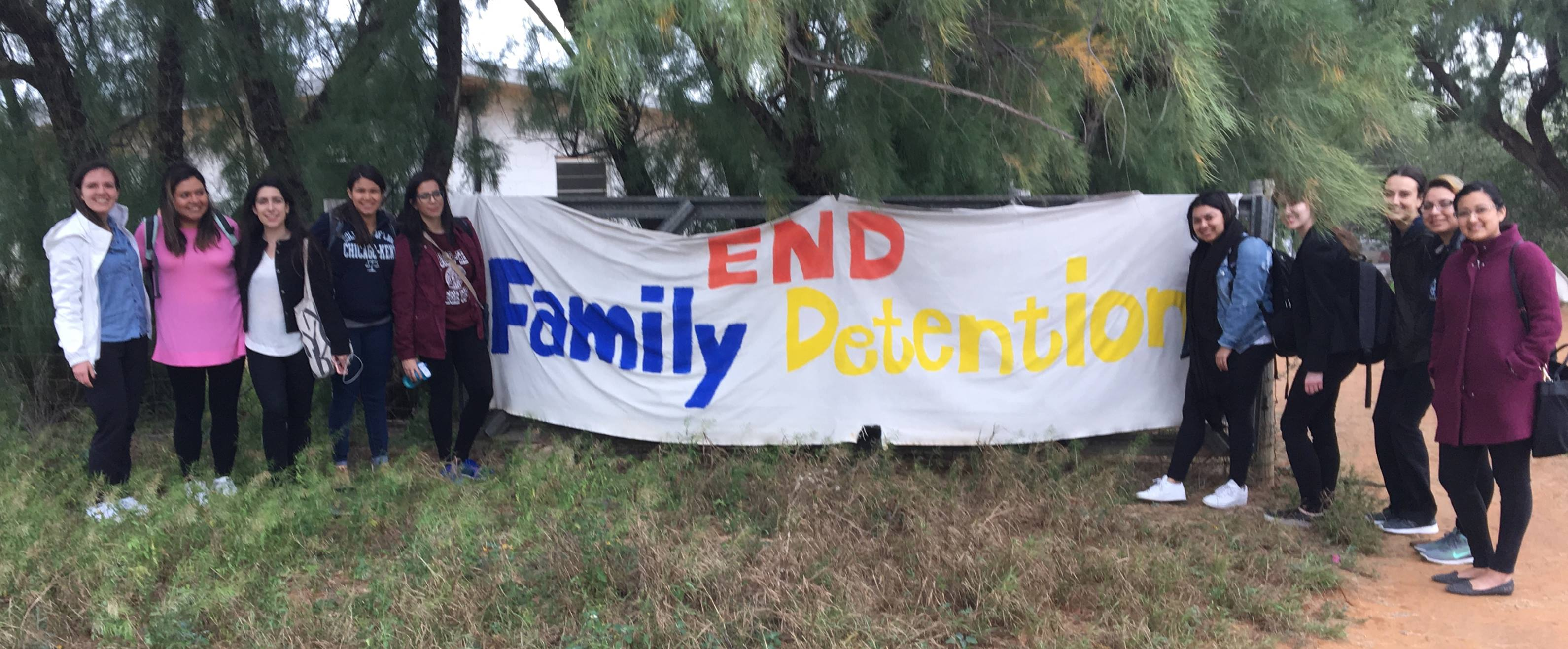 ILS - End Family Detention