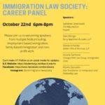 ILS Career Panel October 22 (flyer)