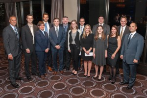 2015 Justinian Society Scholarship recipients