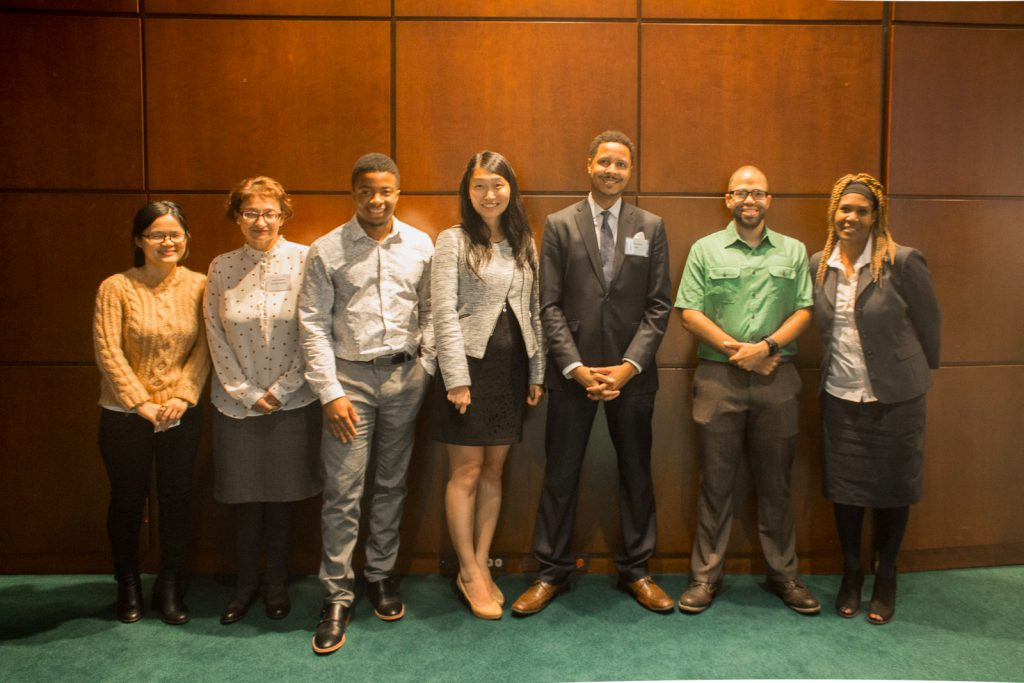 LELS leaders with Chicago-Kent Labor Certificate Alumni