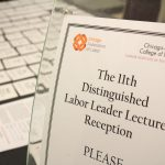 Chicago-Kent's 11th Distinguished Labor Leader Lecture