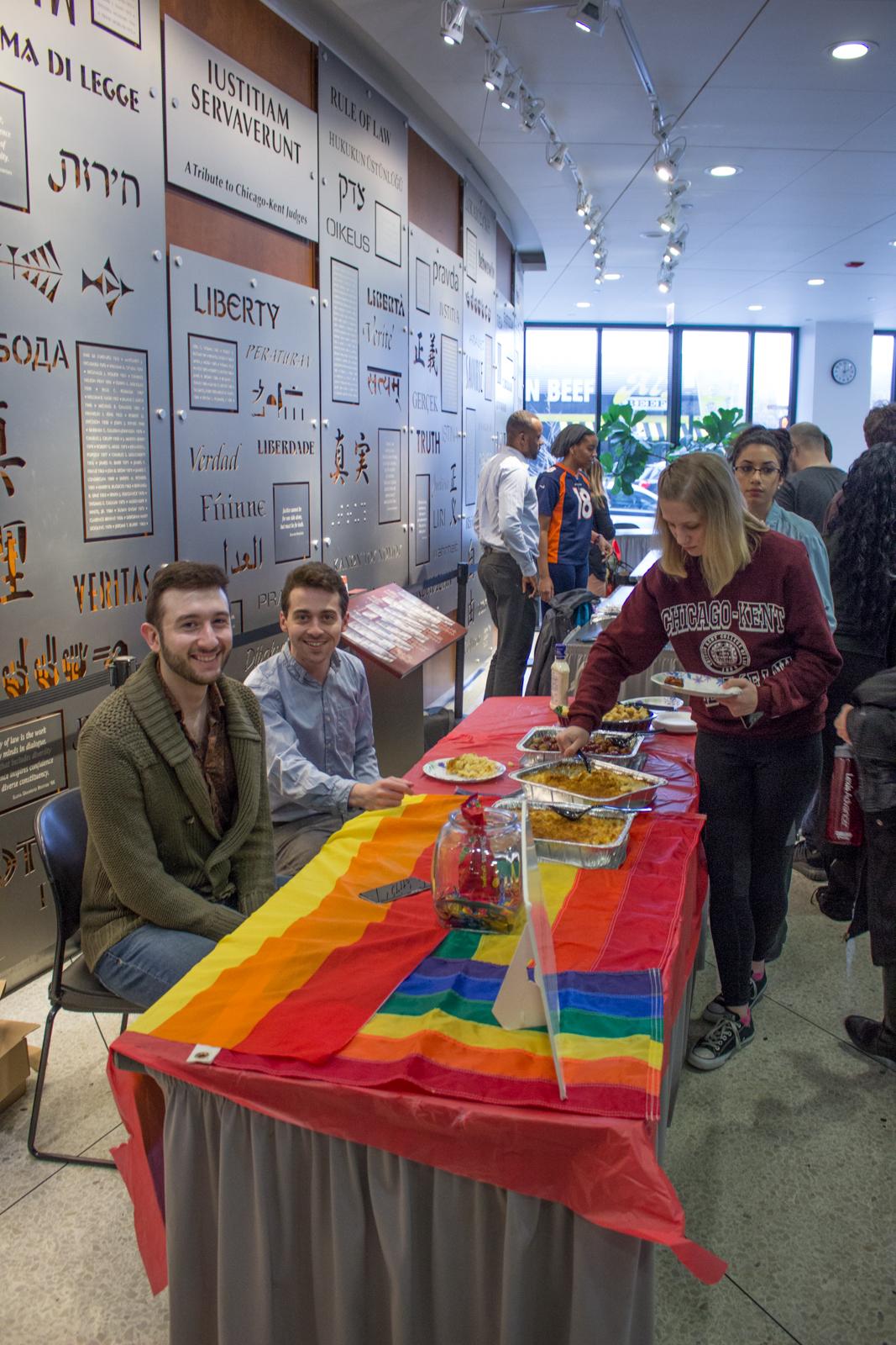 Diversity Week Food Fest 2017