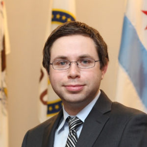 David Klein-Rodick (headshot)