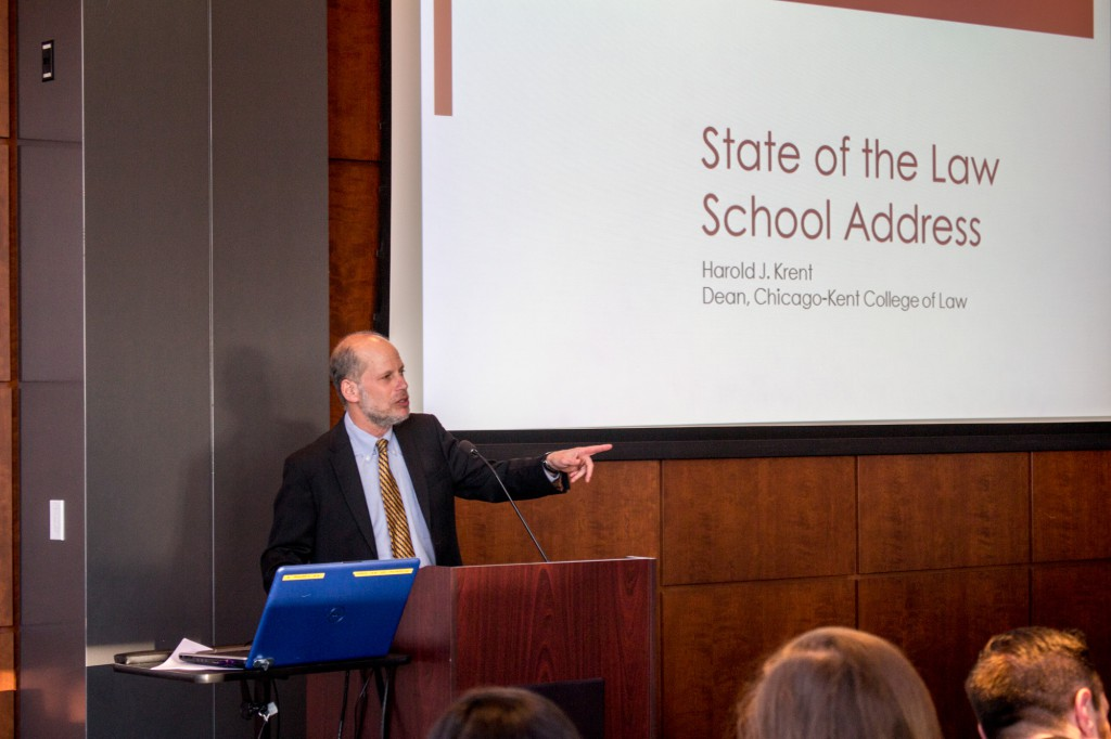 State of the Law School Address 2015