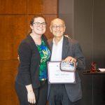 Professor Sheldon Nahmod receives the 2017-2018 Ralph Brill Award