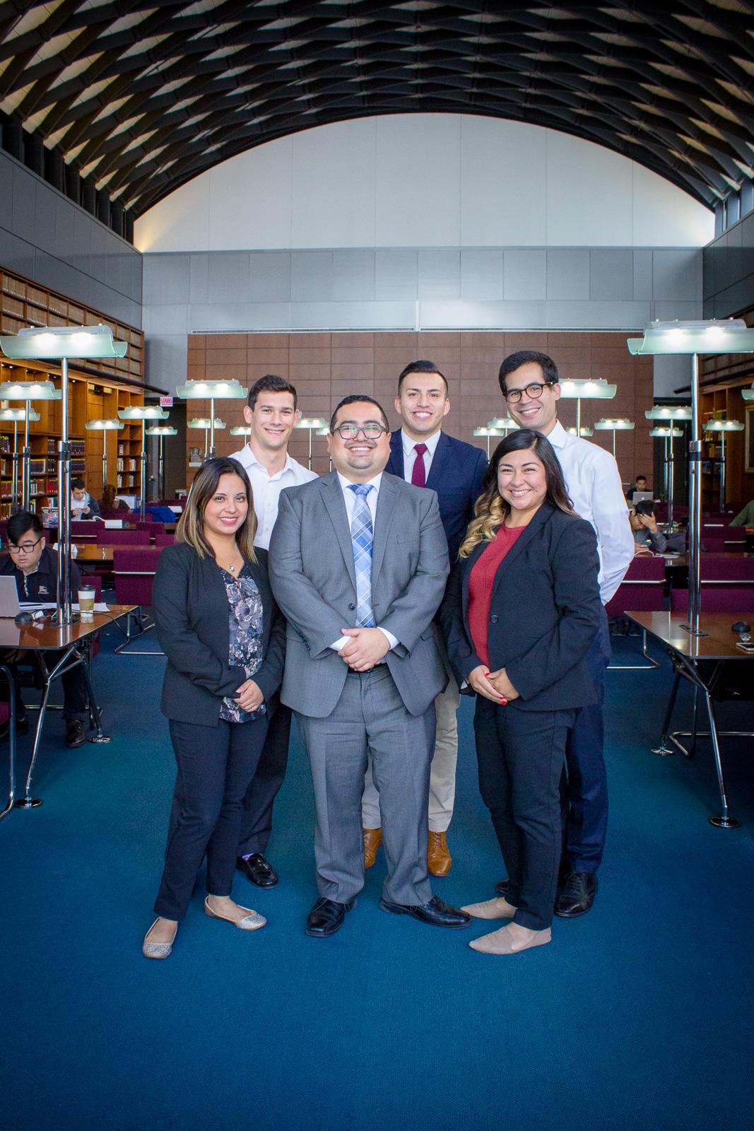 2017-2018 HLLSA Student Leaders