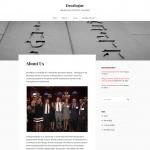 Decalogue website screenshot