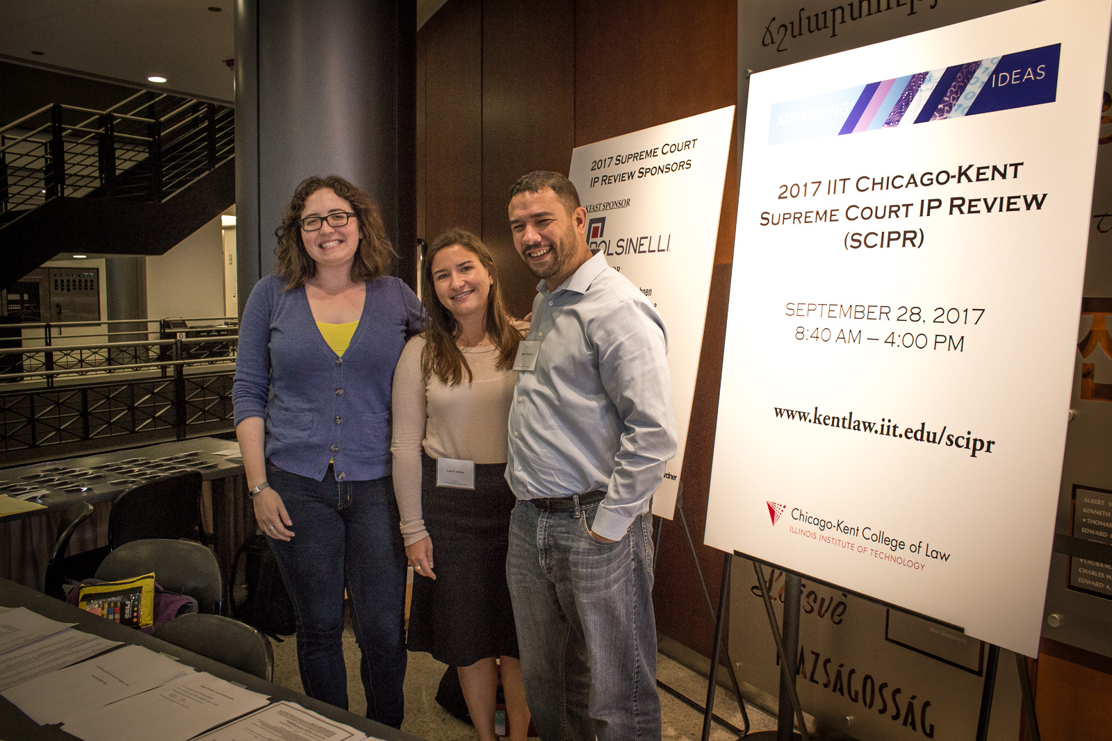 IPLS Leaders at SCIPR 2017