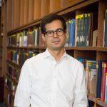 Javier Ortega Alvarez, HLLSA Treasurer