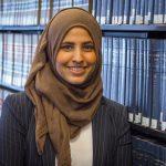 Shahina Khan, MLSA & Criminal Law Society President