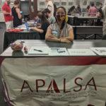 APALSA at Fall 2021 Student Org Fair