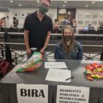 BIRA at Fall 2021 Student Org Fair
