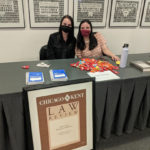 CK Law Review at Fall 2021 Student Org Fair