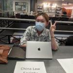 China Law Society at Fall 2021 Student Org Fair