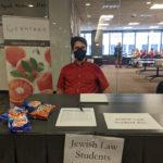 JLSA / Decalogue at Fall 2021 Student Org Fair