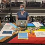 SHRS & Lambdas at Fall 2021 Student Org Fair