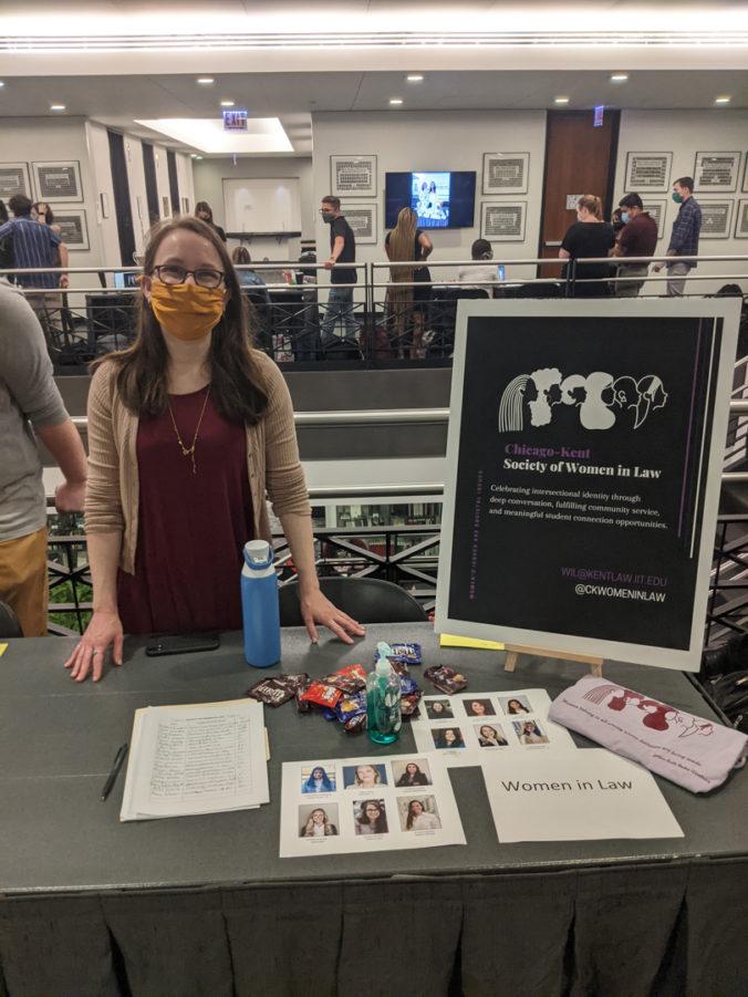 WIL at Fall 2021 Student Org Fair