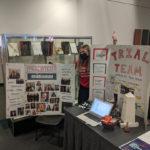 Trial Team at Fall 2021 Student Org Fair